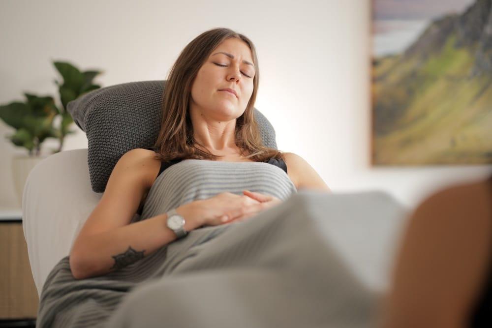 Zoneterapi mod fordøjelsesproblemer