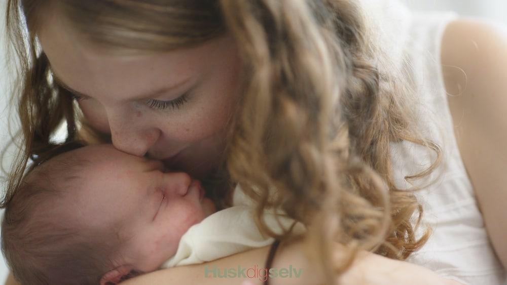 Zoneterapi og fertilitet