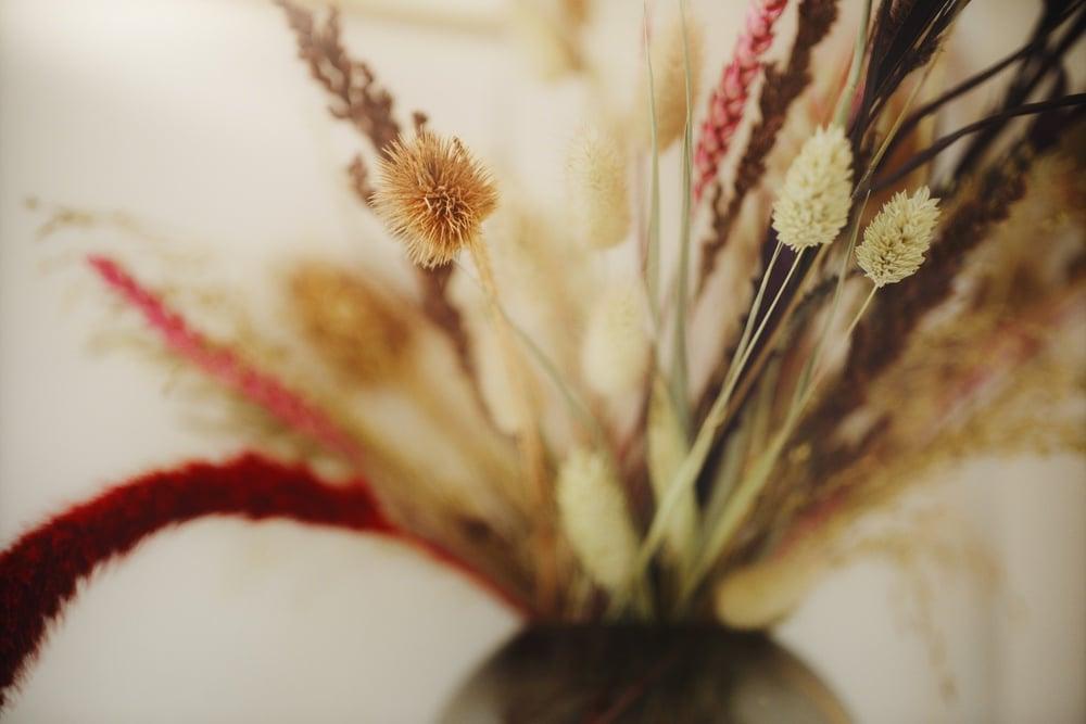 Blomster i vase Huskdigselv