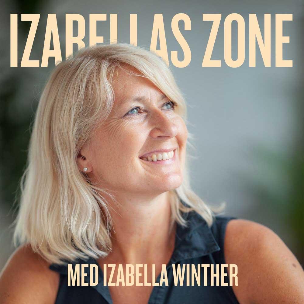 Izabellas Zone - podcast om kvindeliv og zoneterapibehandling