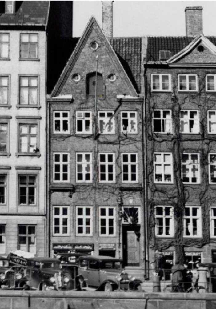 Nybrogade 20 og Huset Huskdigselv